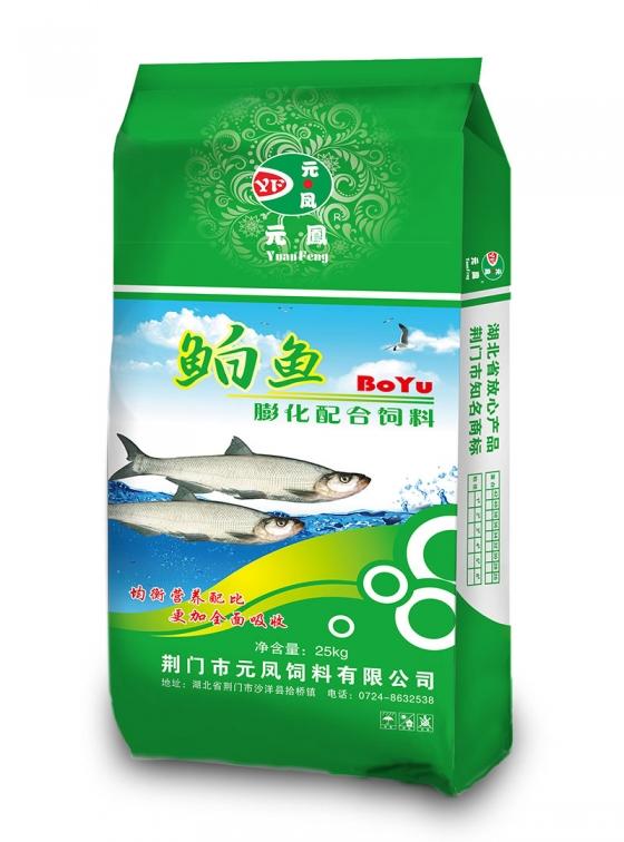 武汉元凤鲌鱼膨化配合饲料